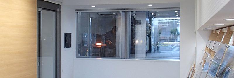 Observation windowの写真