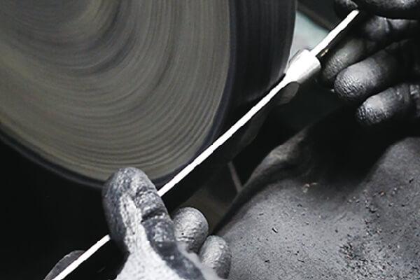 焊接部分研磨